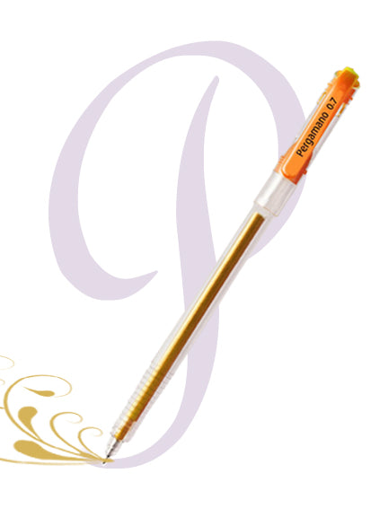Pergamano Gel Pen Gold