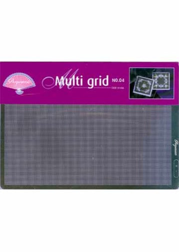 Multi Grid No.4 - fine regular