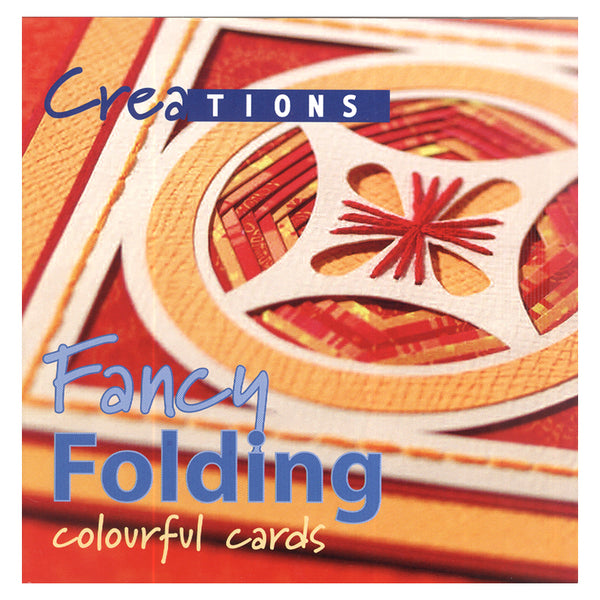 Crea Book Fancy folding colorful