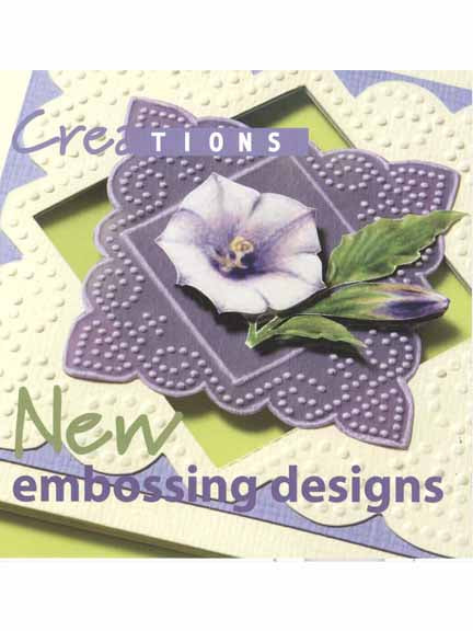 Creations Embossing Design 2 booklet