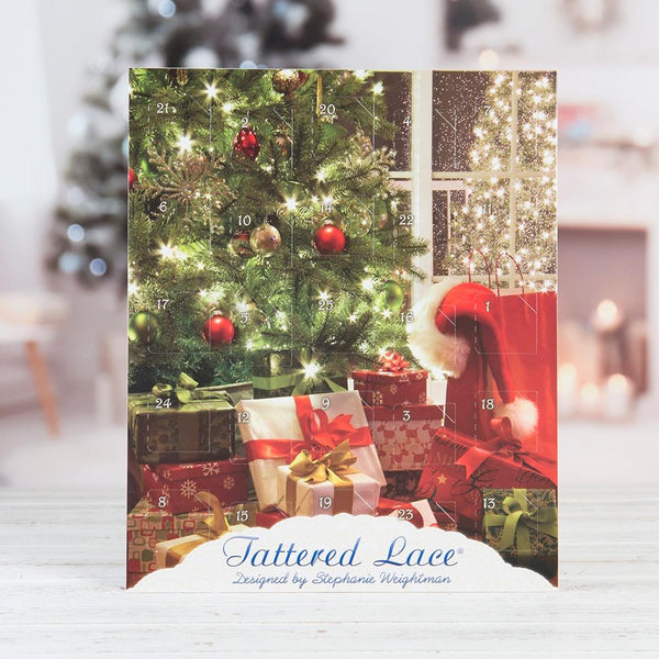 Tattered Lace Advent Calendar 25 Craft Dies