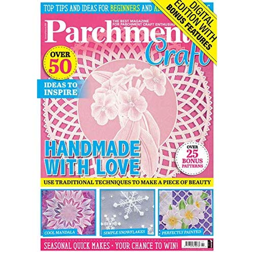Parchment Craft Magazine - January/February 2020