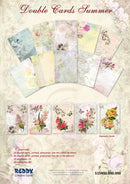 Cardmaking Kit Double Cards Summer