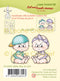 Lecreadesign Combi Clear Stamp Baby Boy & Girl