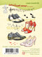Lecreadesign Combi Clear Stamp Dancing Shoes
