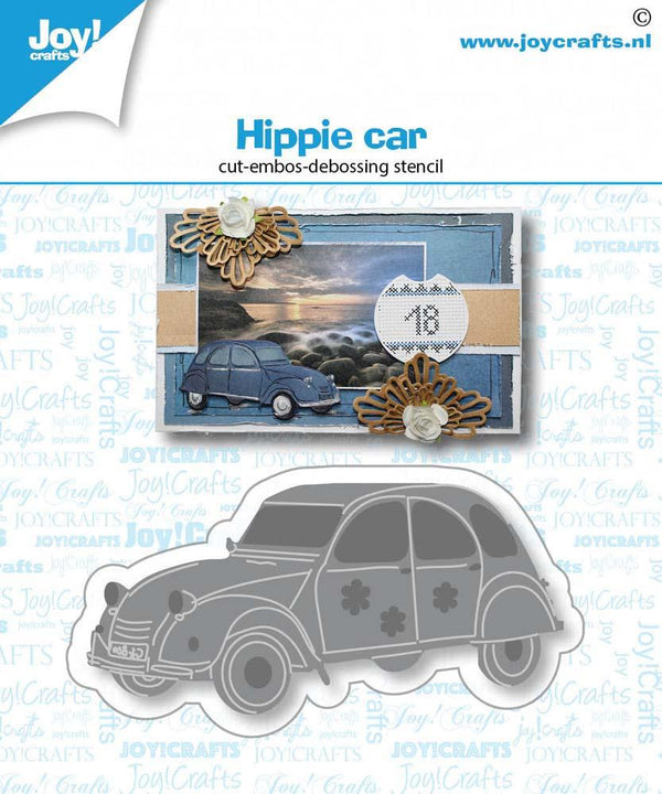 Joy! Crafts Die - Hippy Car