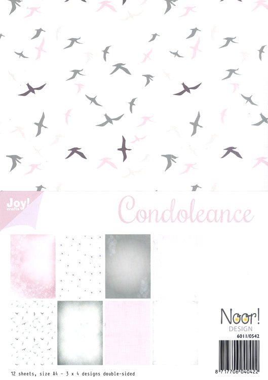 Joy! Craft Papers - Condolence