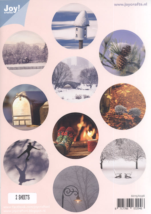 Topper sheets - Winter A4 (2)