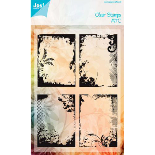 Clear Stamp - ATC-sized frames
