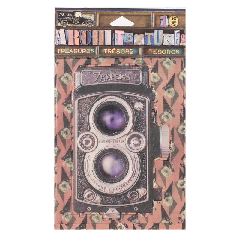 Architextures Treasures - Camera