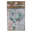 Architextures Treasures - Weathered Metal Rooster