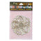 Architextures Treasures - Tarnished Silver Brooch