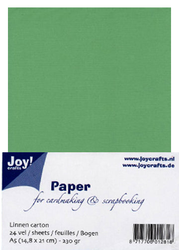 Joy! Crafts Cardstock - Green
