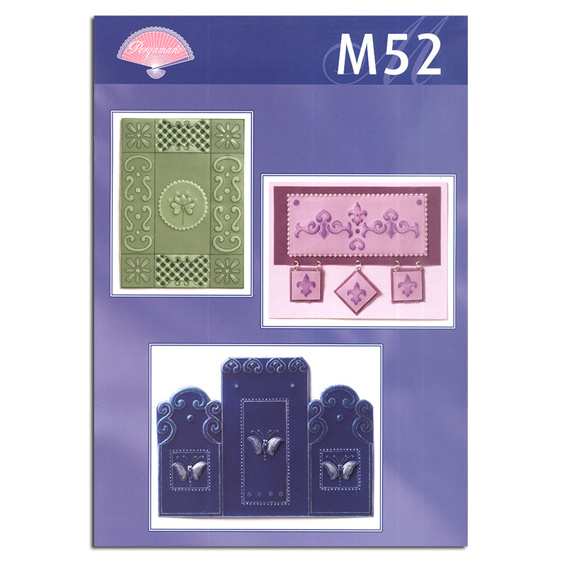 Pergamano Pattern Booklet M52 Luper Patterns