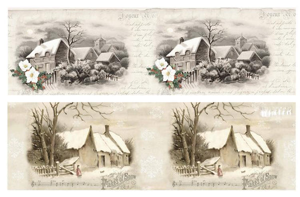 Reddy Shrink Sleeves Nostalgic Christmas 5""