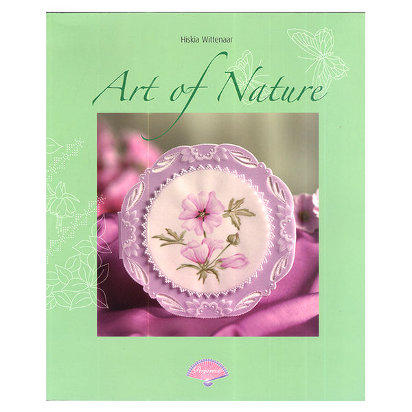 Pergamano Book Art of Nature by Hiskia Wittenaar