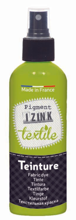 Aladine IZINK Fabric Dye 80 Ml