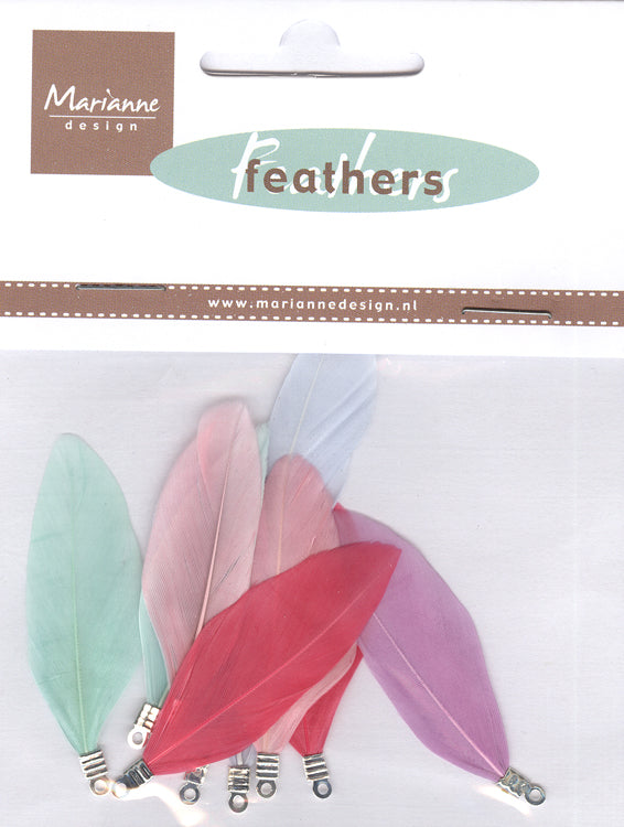 Marianne Design Feathers: colours