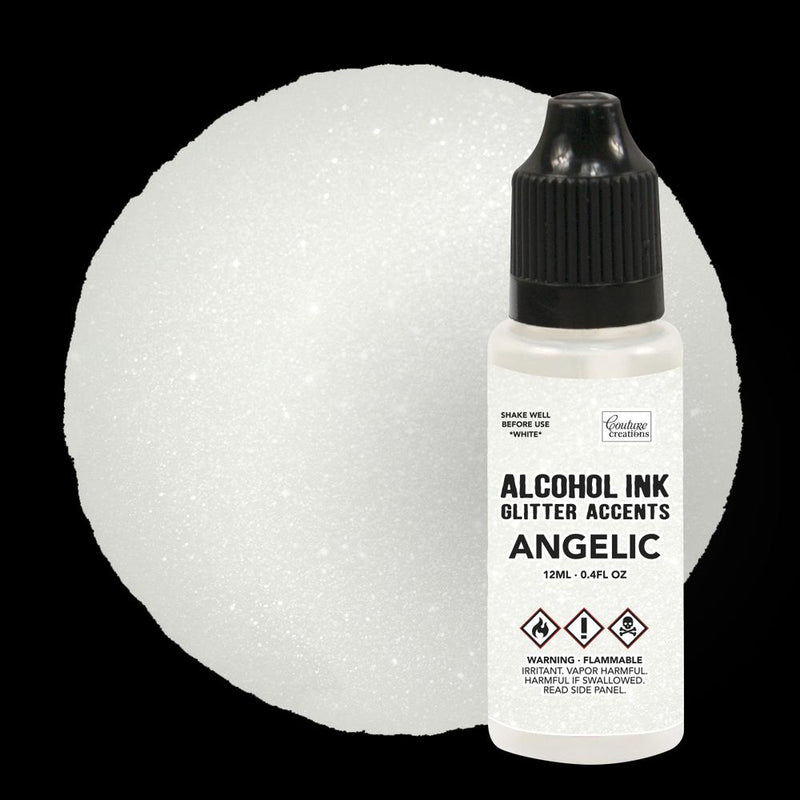 Glitter Accents Alcohol Ink 12mL | 0.4fl oz