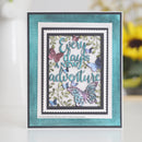 Sue Wilson  All In One Every Day Is A New Adventure Craft Die