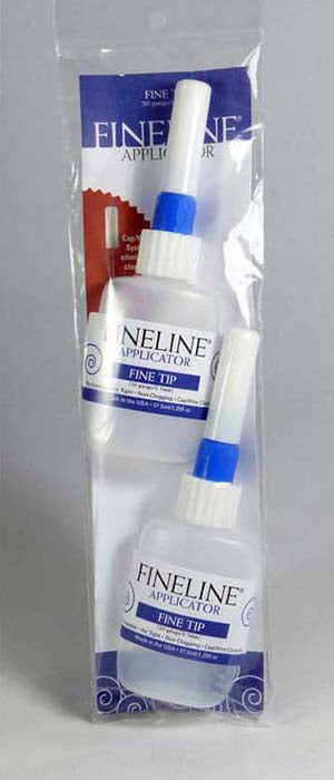 Fineline Applicator Fine Tip 2 Pack