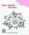Clear Stamp Flowers Anemones