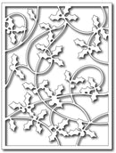 Frantic Stamper Precision Die - Holly Card Panel