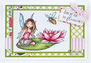Marianne Design Stamps Hetty's Water Fairy