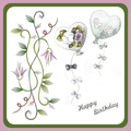 KC Embroidery Pattern - Elegant Ivy Edge