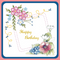Embroidery Pattern - Flower Dreams