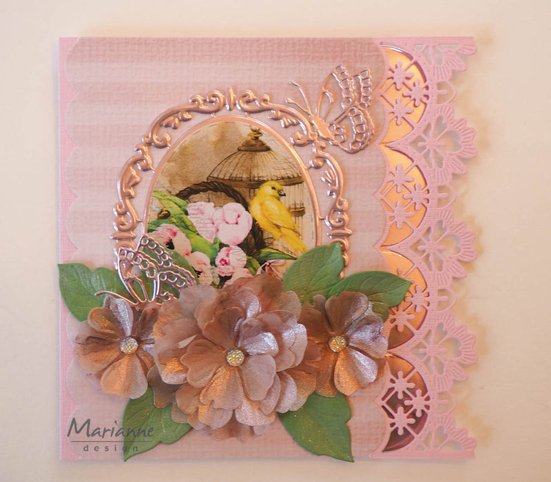 Creatables Anja's Mix And Match Edge Die
