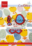 Creatables Tiny's Easter Chick Die
