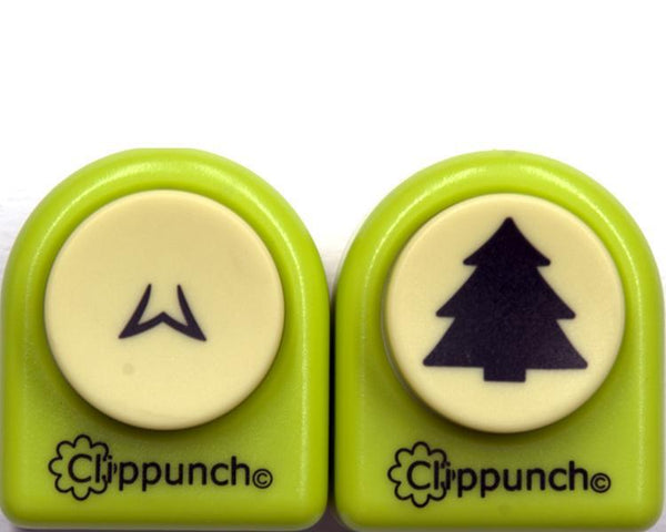 Mega Clip Punch Christmas Tree