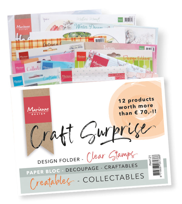 Craft Surprise Assorted Product Set