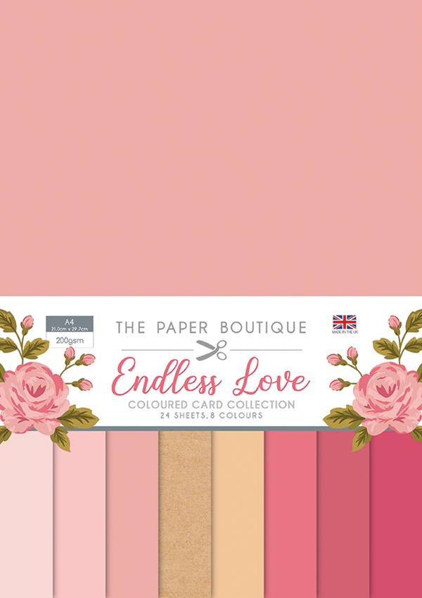 Endless Love Colour Card Collection