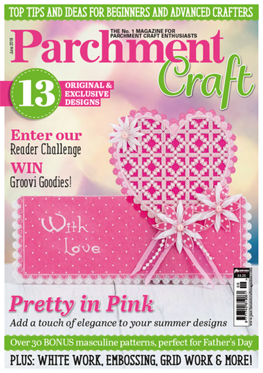 Parchment Craft Magazine - June 2018