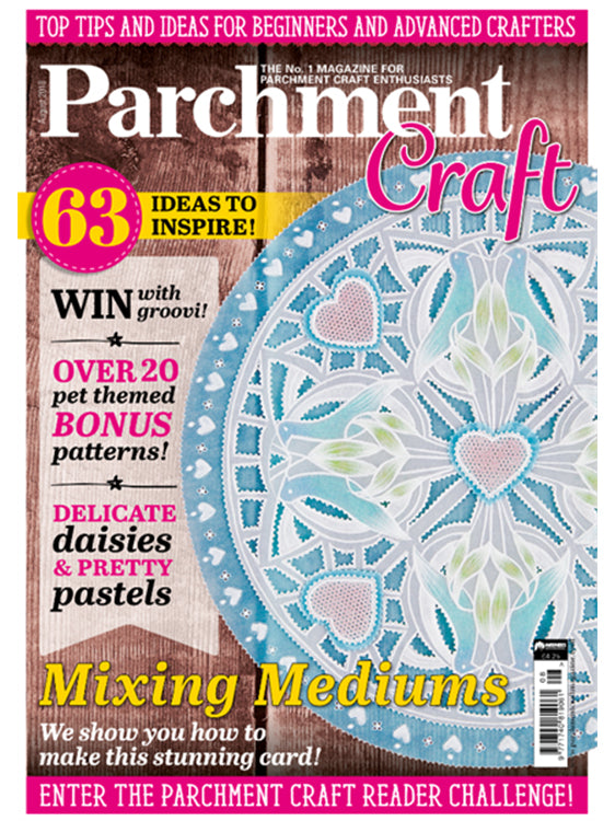 Parchment Craft Magazine - August 2018