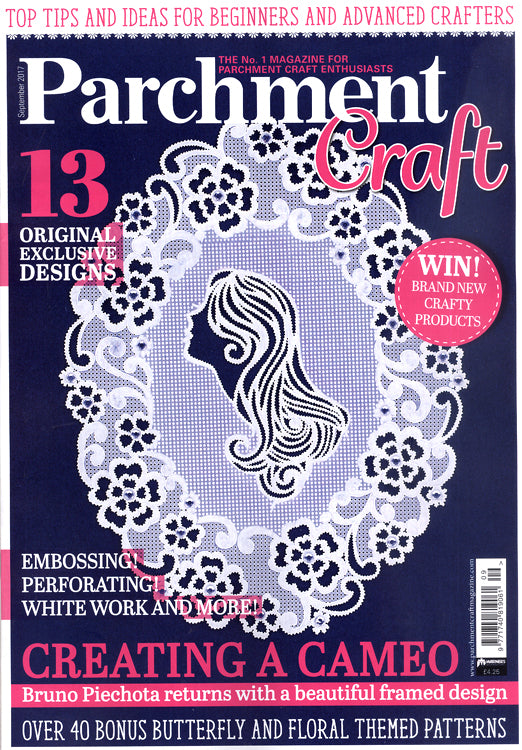 Parchment Craft Magazine - September 2017