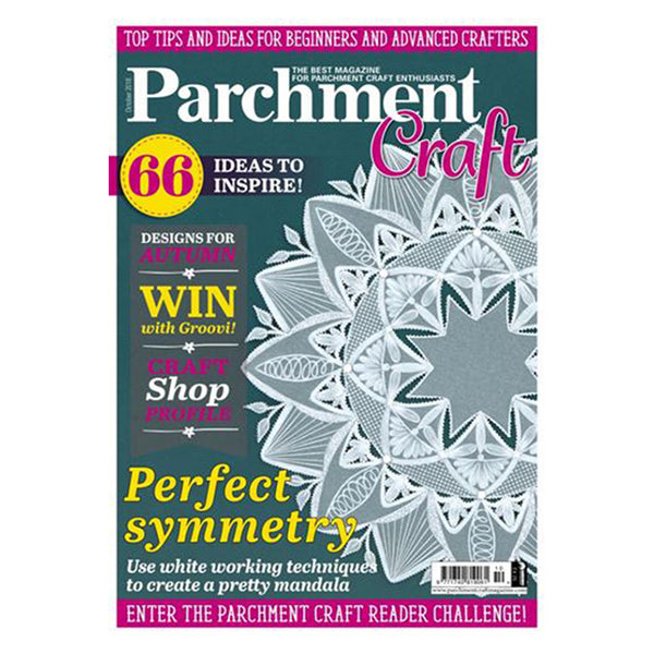 Parchment Craft Magazine - October 2018