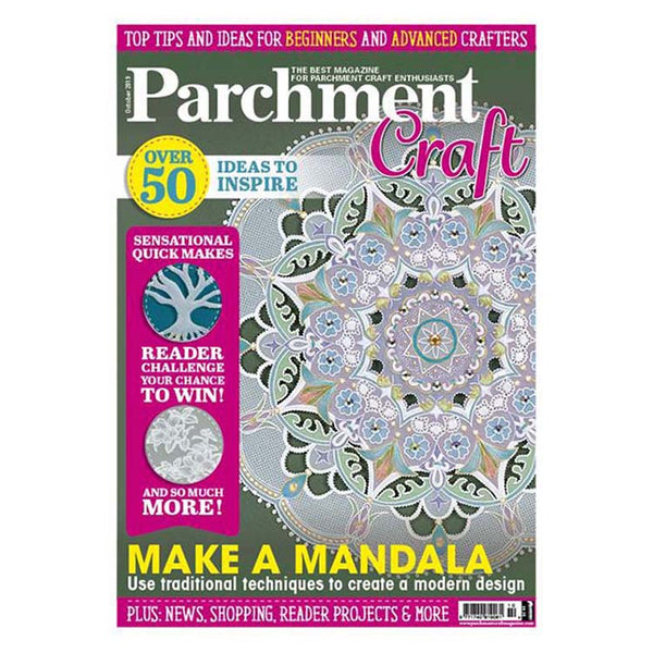 Parchment Craft Magazine - October 2019