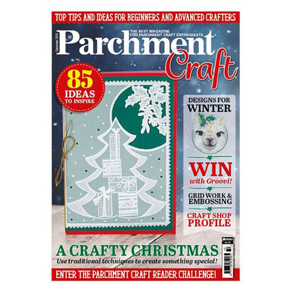 Parchment Craft Magazine - December 2018