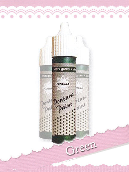Pontura Paint - Dark Green 10 ml
