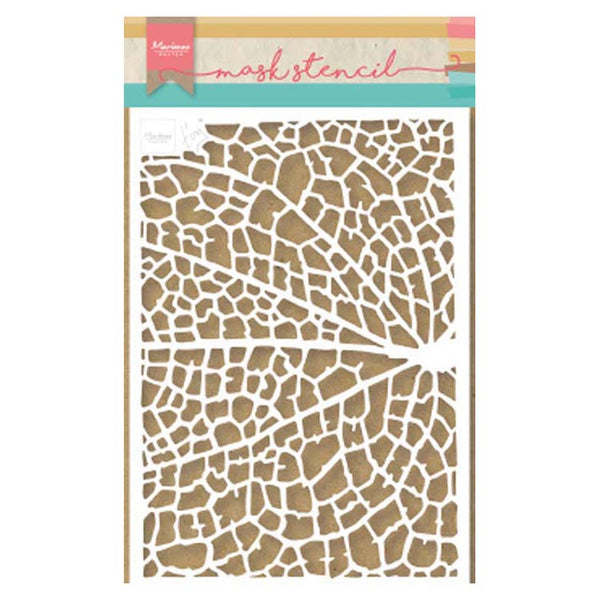 Marianne Design Craft Stencil Tiny's Leaf Grain