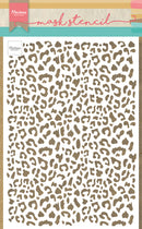 Craft Stencil Leopard
