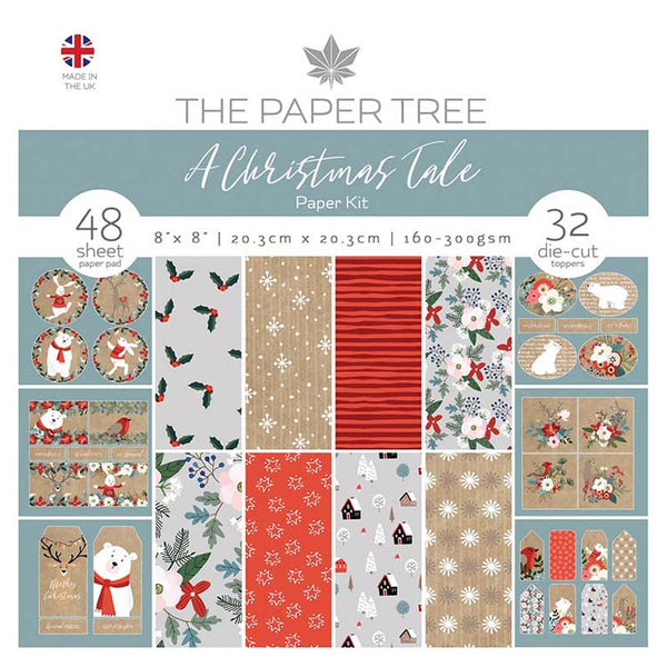The Paper Tree A Christmas Tale Paper Kit