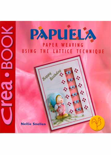 Papuela Book - Paper Weaving using the Lattice Technique