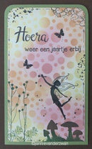 Nellie's Choice - Clear Stamp Silhouette Herbs 2