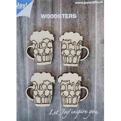 Woodsters - Beer Mugs