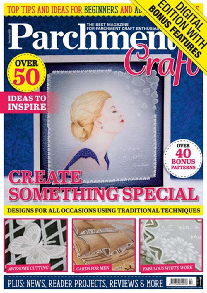 Parchment Craft Magazine - March/April 2020