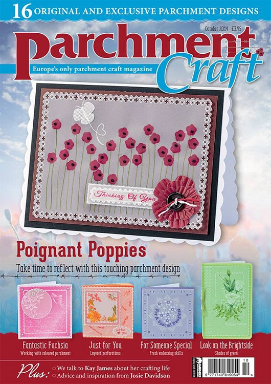 Parchment Craft Magazine - October 2014
